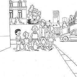 Illustration du Cahier de courtoisie