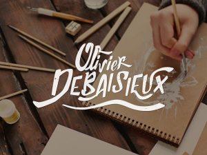 Screenshot du site Olivier Debaisieux