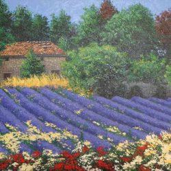 Peinture paysage