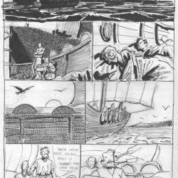 Découpage et storyboard bd